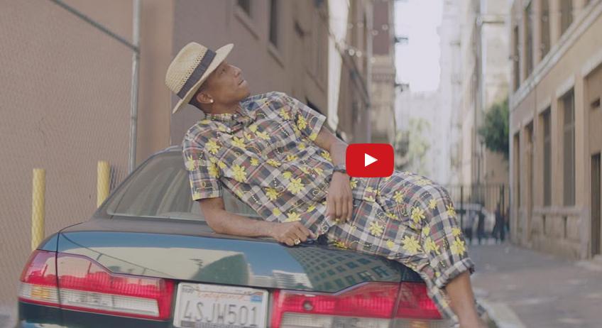 """¿Por qué la canción """"Happy"""" de Pharrell Williams me hace """"happy""""?"""